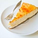 Sernik crème brûlée (nowojorski)