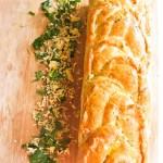 Chleb z pierogów :)