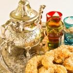 Poznaj smak Maroko (ciasteczka migdałowe)