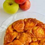 Tarta tatin (tarta z jabłkami)