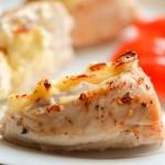 Pierś z kurczaka z serem (przepis na szybki i tani obiad)