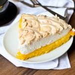 Tarta cytrynowa- Lemon Meringue Pie