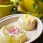 Faszerowane (nadziewane) cebule