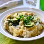 Ryż z kurczakiem (dietetyczny, szybki obiad)