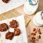 Ciasteczka czekoladowe (zdrowe ciastka)