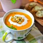Zupa marchewkowa (krem z marchwi/marchewki)