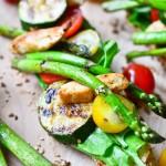 Kanapki z kurczakiem i warzywami- pomysł na kolację