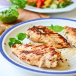 Przepisy na grilla- marynata do piersi kurczaka