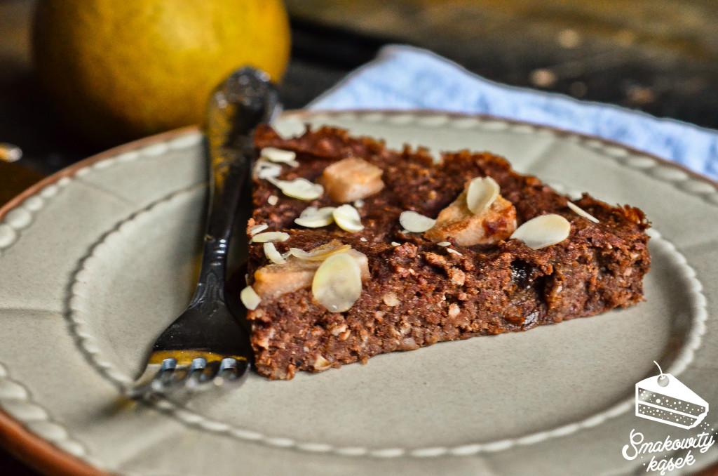 dietetyczne ciasto czekoladowe-3