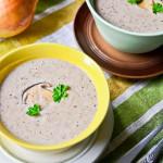 Zupa krem grzybowa
