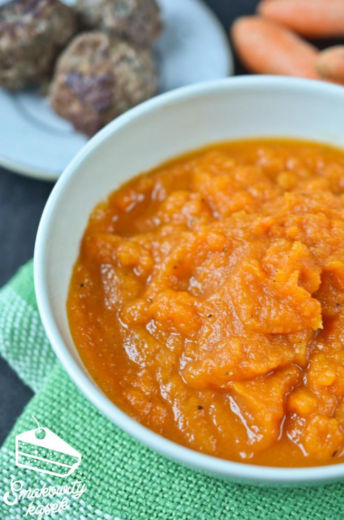 sos marchewkowy