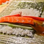 Zielony Chrzan – warsztaty sushi