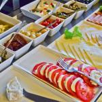 Śniadanie w Qubus Hotel