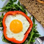 5 pomysłów na śniadanie z jajek