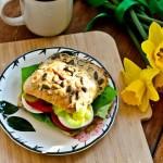 Kanapka na zdrowe śniadanie #7