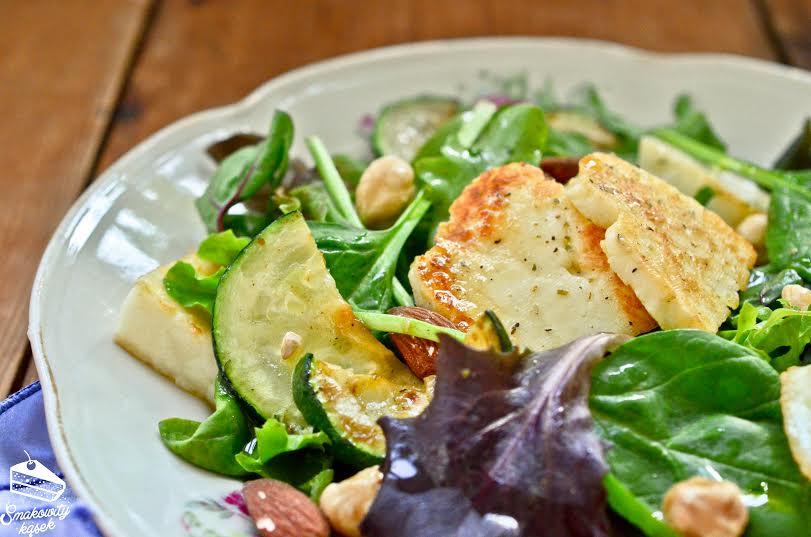 salatka z halloumi 3
