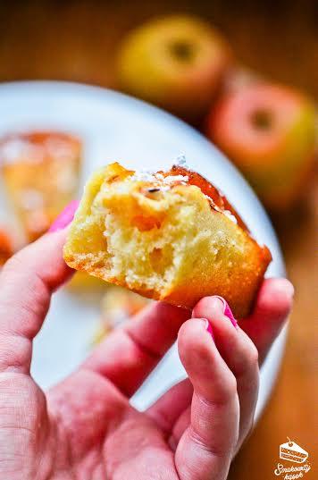 ciasto owocowe z jabłkami