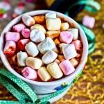 Gorąca czekolada (z marshmallows)