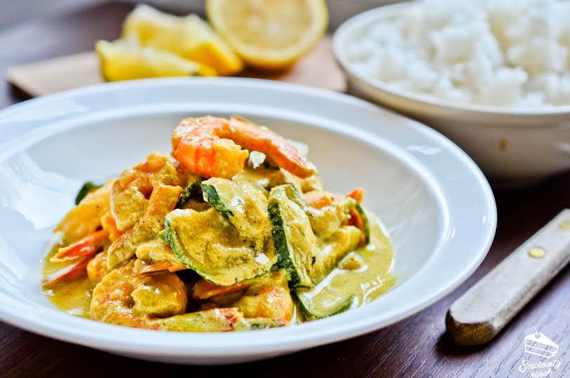 krewetki w żółtym curry2