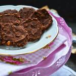 Ciastka z ciecierzycy (bez tłuszczu)