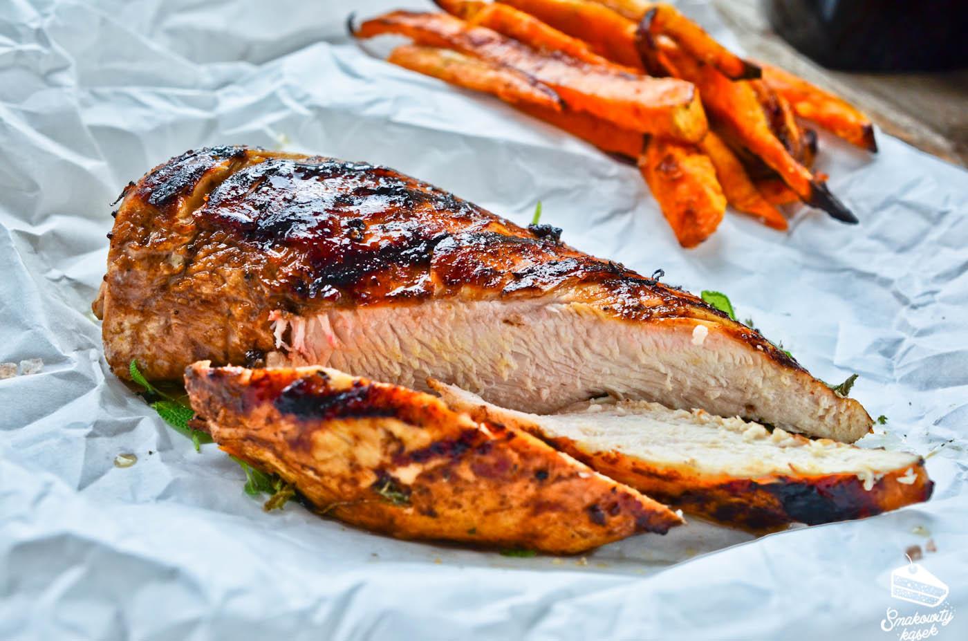 pieczona pierś z kurczaka 2