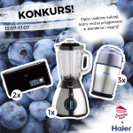 Konkurs – wygraj blender, toster i młynek do kawy!
