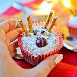 Świąteczne, cynamonowe, muffiny