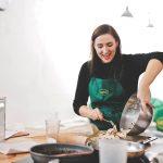 Kulinarne trendy 2017 roku – warsztaty Kamis
