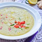 Zupa krem z topinamburu