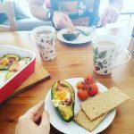 Męskie śniadania
