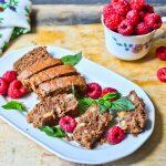 Dietetyczne brownie (vege, bez glutenu i cukru)