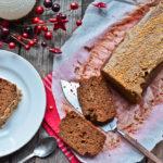 Ciasto piernikowe (fit, bez cukru)