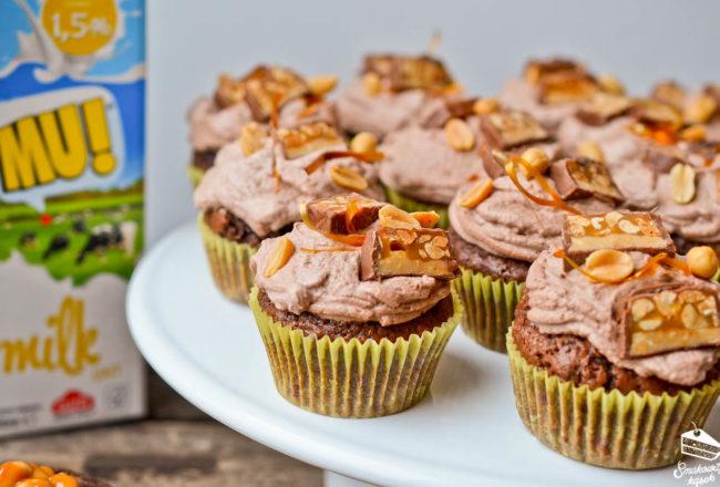 muffinki o smaku snickersa (ciasto snickers) (1 of 1)-14